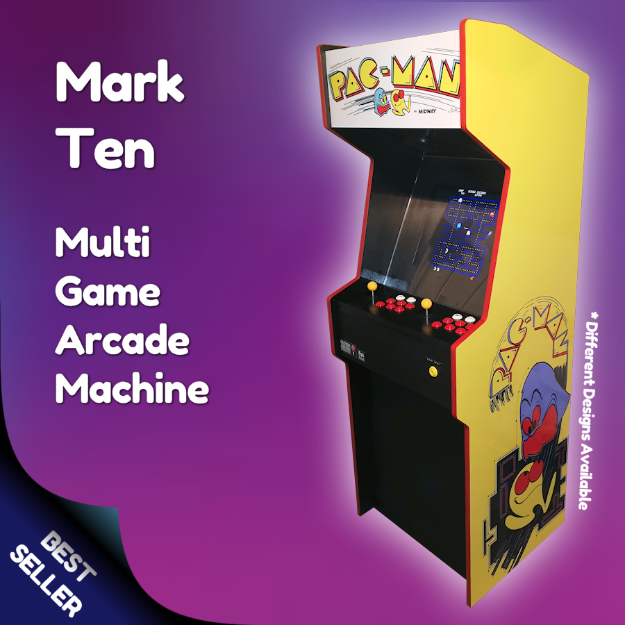 The Mark Ten From Custom Arcade Games UK
