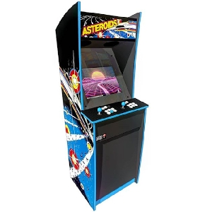 The Mark Nine Multi Game Arcade Machine