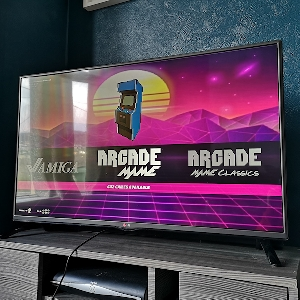 The Retrocade ALPHA In Action!