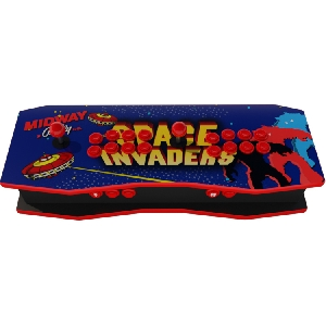 The Retrocade ALPHA Pro Space Invaders Edition